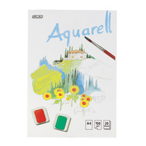 Herlitz Aquarellpapier, Aquarellkarton
