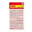 Herlitz Buchstaben-, Zahlen-Etikett