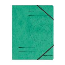 Herlitz Eckspanner A4 Colorspan grün