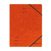 Herlitz Eckspanner A4 Colorspan orange