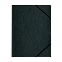Herlitz Eckspanner A4 Colorspan schwarz