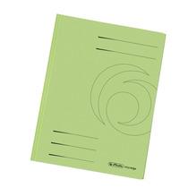 Herlitz Einschlagmappe A4 Rec. intensiv hellgrün