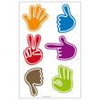 Herlitz Etikett - Hände