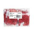 Herlitz Gewinnlos nummeriert 501-1000, rot, geklammert, 10x50 St. in Polybeutel