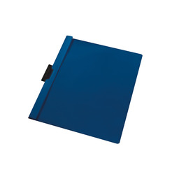 Herlitz Klemmhefter 60 Blatt dunkelblau