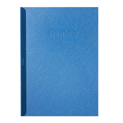 Herlitz Klemmschienen-Bewerbungsset A4 blau