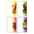 Herlitz Küchen-Etikett