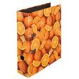 Herlitz Ordner maX.file A4 8cm Orangen