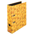 Herlitz Ordner maX.file A4 8cm Zitronen