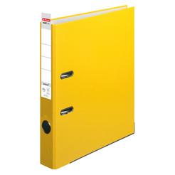 Herlitz Ordner maX.file protect A4 5cm gelb