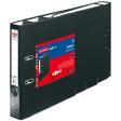 Herlitz Ordner maX.file protect A4 5cm schwarz 5er