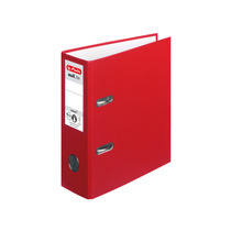 Herlitz Ordner maX.file protect A5 hoch 8cm rot