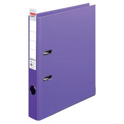 Herlitz Ordner maX.file protect plus A4 5cm violett