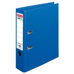 Herlitz Ordner maX.file protect plus A4 8cm blau