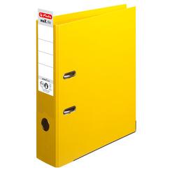 Herlitz Ordner maX.file protect plus A4 8cm gelb