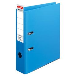 Herlitz Ordner maX.file protect plus A4 8cm hellblau