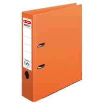 Herlitz Ordner maX.file protect plus A4 8cm orange