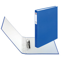 Herlitz Ringbuch maX.file protect 2-Ring A4 blau
