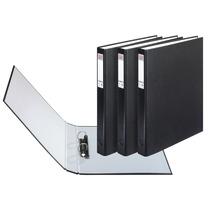Herlitz Ringbuch maX.file protect 2-Ring A4 schwarz 3er