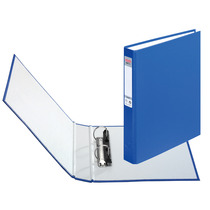 Herlitz Ringbuch maX.file protect 2-Ring A5 blau