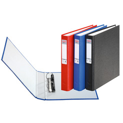 Herlitz Ringbuch maX.file protect 2-Ring A5 farbig sortiert