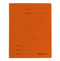 Herlitz Schnellhefter A4 Colorspan orange 25St