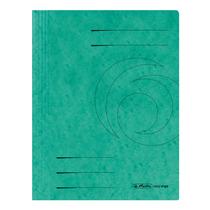 Herlitz Spiralhefter A4 Colorspan grün