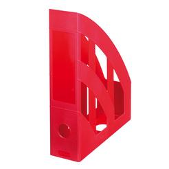 Herlitz Stehsammler A4-C4 classic rot