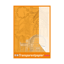 Herlitz Transparent-Zeichenpapier