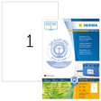 HERMA A4 Recyclingetiketten