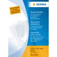 HERMA Ausweishüllen, Sparbuch / Führerschein
