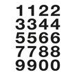 HERMA Buchstaben-, Zahlen-Etiketten, 0-9