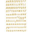 HERMA Buchstaben-, Zahlen-Etiketten, A-Z wetterfest