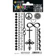 HERMA CLASSIC Tattoo Black Love