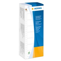 HERMA Computer-Etiketten Standardformat, endlos 1-bahnig