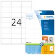 HERMA Etiketten Premium A4 70x36 mm weiß Papier matt 600 St.
