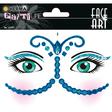 HERMA Face Art Sticker Bollywood Art Decor