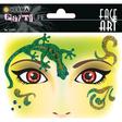 HERMA Face Art Sticker Gecko Art Decor