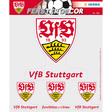 HERMA Fensterdecor VfB