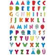 HERMA Poesie-Etikett, Schmuck-Etikett MAGIC Buchstaben, Stone geprägt