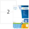 HERMA PREMIUM A4 Etiketten 10 Blatt / Packung