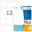 HERMA PREMIUM A4 Etiketten 200 Blatt / Packung