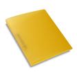 HERMA Ringbuch A4 transluzent gelb