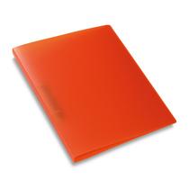 HERMA Ringbuch A4 transluzent orange
