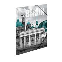 HERMA Sammelmappe A4 PP Berlin