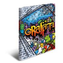 HERMA Sammelmappe A4 PP Graffiti
