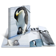 HERMA Sammelmappe Glossy Tiere A3 PP Pinguine