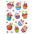HERMA Schmuck-Etikett DECOR Cupcakes