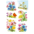 HERMA Schmuck-Etikett DECOR Gebirgsblumen