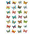 HERMA Schmuck-Etiketten, MAGIC Schmetterlinge